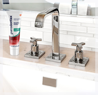 Faucet Sink Counter